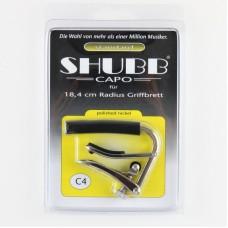 Shubb Capos Original C4 Каподастр для электрогитары