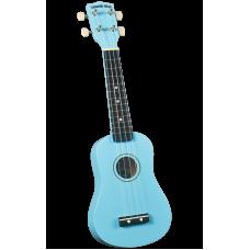 Diamond Head DU-106 LB Укулеле сопрано с чехлом, цвет голубой