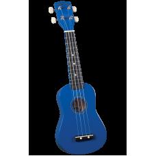 Diamond Head DU-107 BL Укулеле сопрано с чехлом, цвет синий