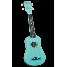 Diamond Head DU-116 TRQ Укулеле сопрано с чехлом, цвет бирюзовый