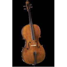 Cremona SC-165 Premier Student Cello Outfit Виолончель 4/4 в комплекте
