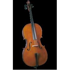 Cremona SC-200 Premier Student Cello Outfit Виолончель 4/4 в комплекте