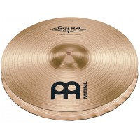 Meinl S14MSW Soundcaster Medium Soundwave Hihat Тарелки хай-хэт 14