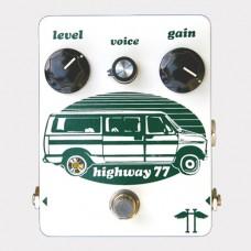 Heavy Electronics Highway 77 Эффект гитарный овердрайв