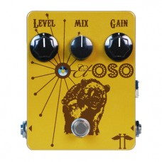 Heavy Electronics El Oso Bass Distortion Эффект для бас-гитары дисторшн