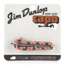 Dunlop 70F Elastic Regular Capo Каподастр для гитары плоский гриф