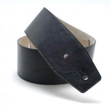 Dunlop BMF01BK 2.5'' Classic Black Ремень для гитары кожаный