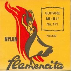 Savarez 170 Flamencita Струны для классической гитары