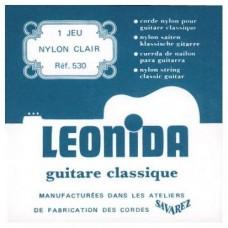 Savarez 530 Leonida Струны для классической гитары