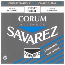 Savarez 500AJ Струны для классической гитары