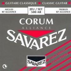 Savarez 500AR Струны для классической гитары