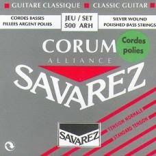 Savarez 500ARH Струны для классической гитары