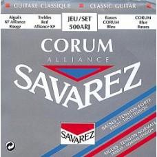 Savarez 500ARJ Струны для классической гитары