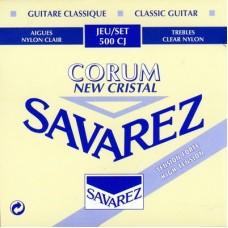 Savarez 500CJ Струны для классической гитары