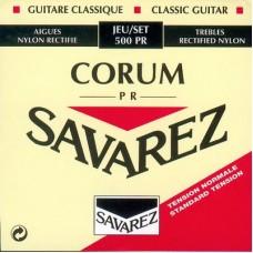 Savarez 500PR Струны для классической гитары