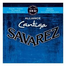 Savarez 510AJ Струны для классической гитары