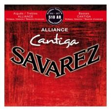 Savarez 510AR Струны для классической гитары