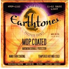 Kerly KMDP-1048 Earthtones Phosphor Bronze MDP Coated Tempered Струны для акустической гитары с покрытием