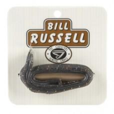 Dunlop 7192 Bill Russell Elastic Double Heavy Capo Каподастр для 6-ти и 12-ти струнной гитары изогнутый гриф
