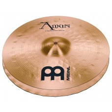 Meinl A14PSW Amun Powerful Soundwave Hihat Тарелки хай-хэт 14