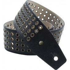 Dunlop BMF04BK 2.5'' Bronze Grommets Ремень для гитары