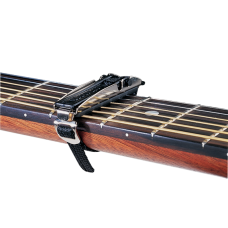 Dunlop 15F Deluxe Professional Capo Каподастр для гитары плоский гриф