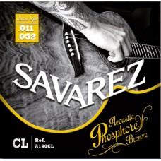 Savarez A140CL Струны для акустической гитары