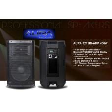 Aura B215Bi-AMP Активная акустическая система 400W