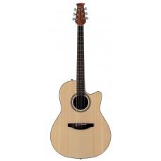 Applause AB24IIA-4 Mid Cutaway Natural Гитара акустическая
