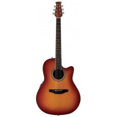 Applause AB24II-HB Balladeer Mid Cutaway Honey Burst Гитара электроакустическая
