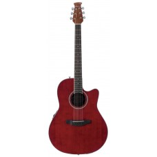 Applause AB24II-RR Mid Cutaway Ruby Red Гитара электроакустическая