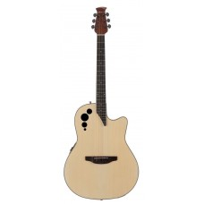 Applause AE44II-4 Mid Cutaway Natural Гитара электроакустическая