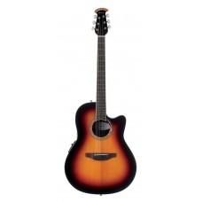 Ovation CS24-1 Celebrity Standard Mid Cutaway Sunburst Гитара электроакустическая