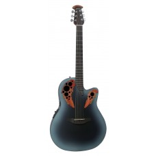 Ovation CE44-RBB Celebrity Elite Mid Cutaway Reversed Blueburst Гитара электроакустическая