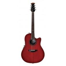 Ovation 2771AX-CCB Standard Balladeer Deep Contour Cutaway Cherry Cherry Burst Гитара электроакустическая