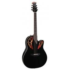 Ovation 2778AX-5 Standard Elite Deep Contour Cutaway Black Гитара электроакустическая