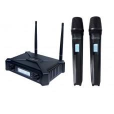 Opus UHF 922 Радиосистема многоканальная 2 ручных микрофона
