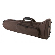 Gewa  Case For Trombones Compact Brown Легкий кофр для тенор-тромбона