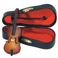Gewa Miniature Instrument Cello Сувенир виолончель с футляром и смычком