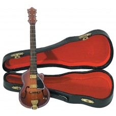 Gewa Miniature Instrument Guitar Сувенир акустическая гитара с футляром