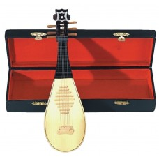 Gewa Miniature Instrument Lute Сувенир лютня с футляром