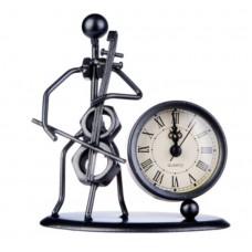Gewa Sculpture Clock Cello Часы-скульптура сувенирные