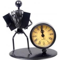 Gewa Sculpture Clock Accordion Часы-скульптура сувенирные