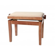 GEWA Piano bench Deluxe Cherry tree highgloss Банкетка для фортепиано