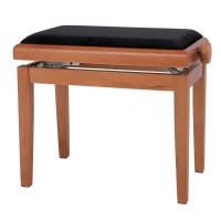 GEWA Piano bench Deluxe maple mat Банкетка для фортепиано