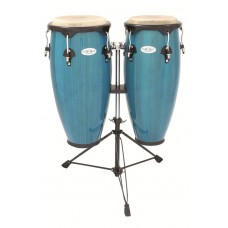 Toca 2300BB Synergy Conga Set Bahama Blue Конга 10