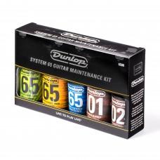 Dunlop 6500 System 65 Guitar Maintenance Kit Набор для ухода за гитарой