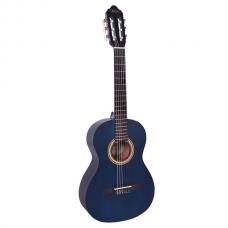 Valencia VC203 TBU Гитара классическая 3/4