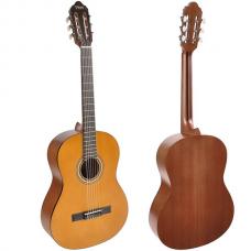 Valencia VC204H Гитара классическая, узкий гриф 45 мм