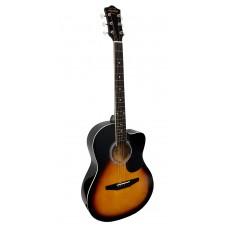 Adams CAG-580 OBS Гитара акустическая фолк